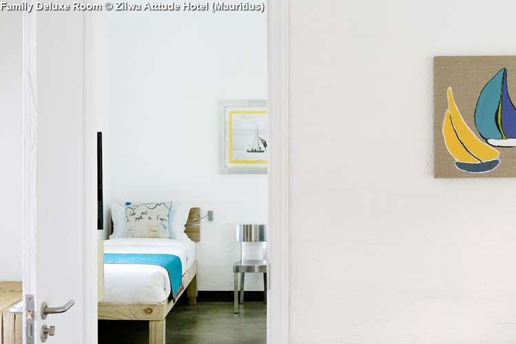 Family Deluxe Room Zilwa Atttude Hotel (Mauritius)