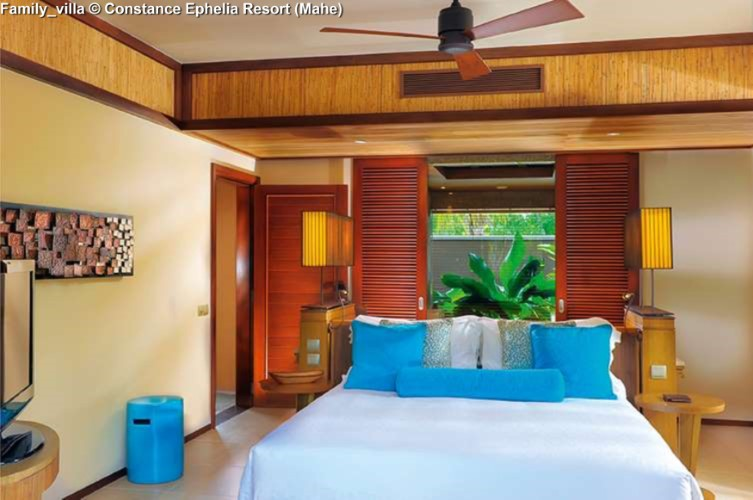 Family_villa © Constance Ephelia Resort (Mahe)