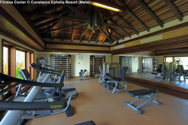 Fitness Center © Constance Ephelia Resort (Mahe)