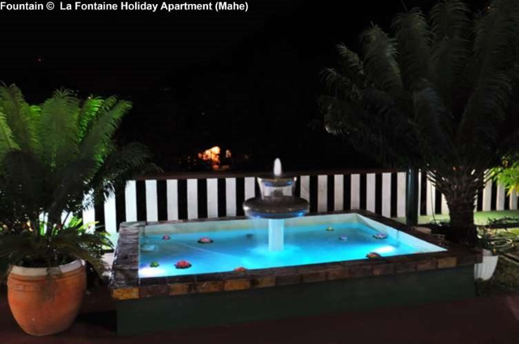 Fountain © La Fontaine Holiday Apartment (Mahe)