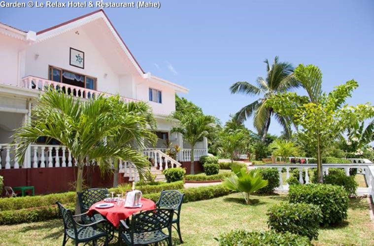 Garden © Le Relax Hotel & Restaurant (Mahe)