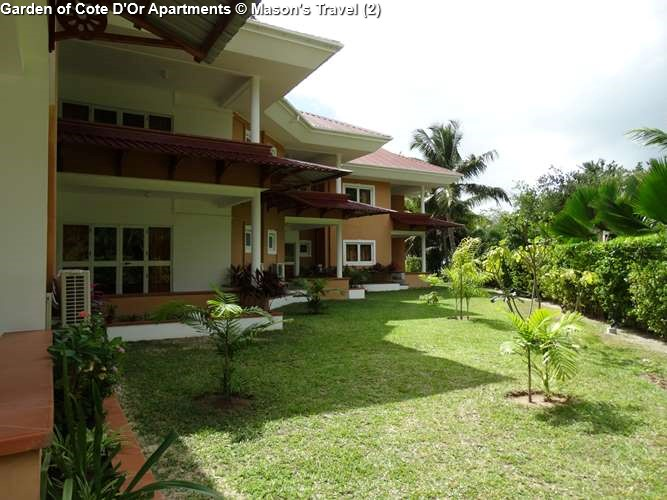 Garden of Cote D'Or Apartments (Praslin)