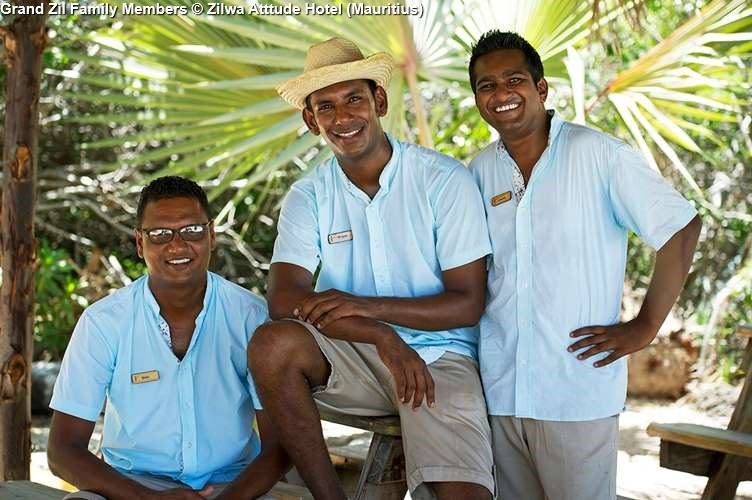 Grand Zil Family Members Zilwa Atttude Hotel (Mauritius)