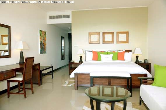 Guest Ocean View room Allamanda