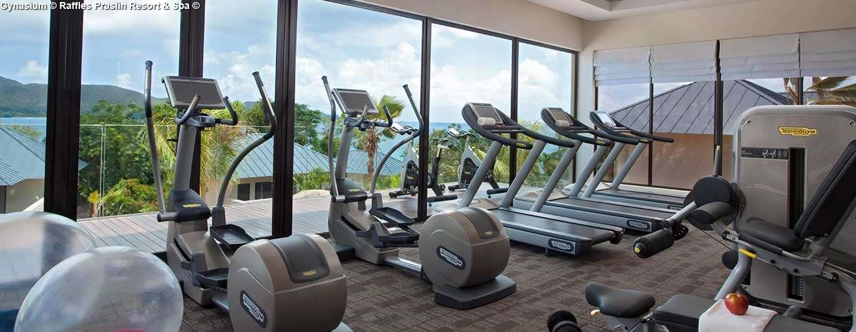 Gymnasium © Raffles Praslin Resort & Spa ©