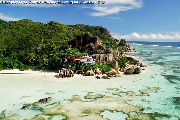 Anse Source d'Argent (La Digue)