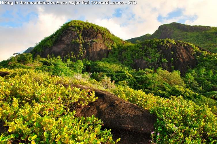 Explore Mahé Island's magnificent North Coast