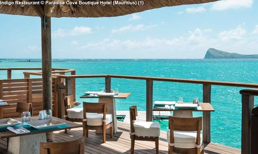 Indigo Restaurant Paradise Cove Boutique Hotel (Mauritius)