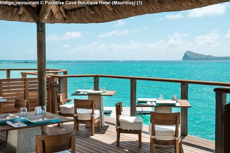 Indigo_restaurant © Paradise Cove Boutique Hotel (Mauritius)