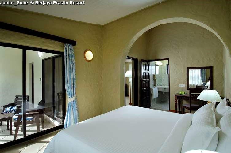 Junior_Suite Berjaya Praslin Resort