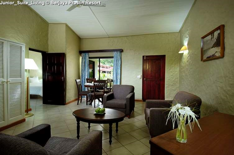 Junior_Suite_Living Berjaya Praslin Resort