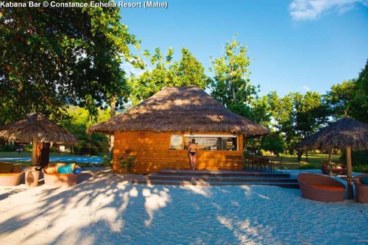 Kabana Bar © Constance Ephelia Resort (Mahe)