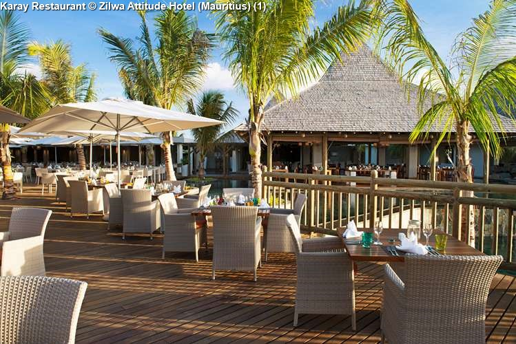 Karay Restaurant © Zilwa Attitude Hotel (Mauritius)