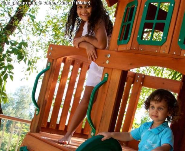 Kids_playground © Valmer Resort (Mahe)