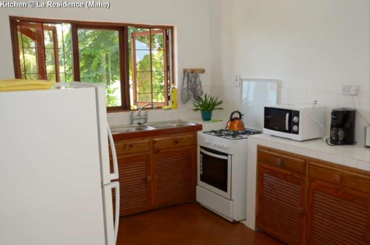 Kitchen © La Residence (Mahe)