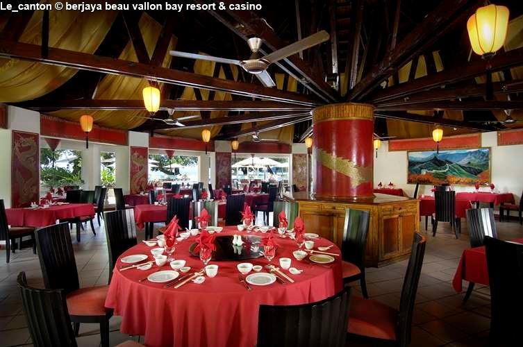 Le_canton berjaya beau vallon bay resort & casino