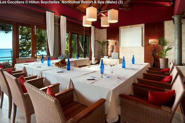 Les Cocotiers © Hilton Seychelles Northolme Resort & Spa (Mahe)