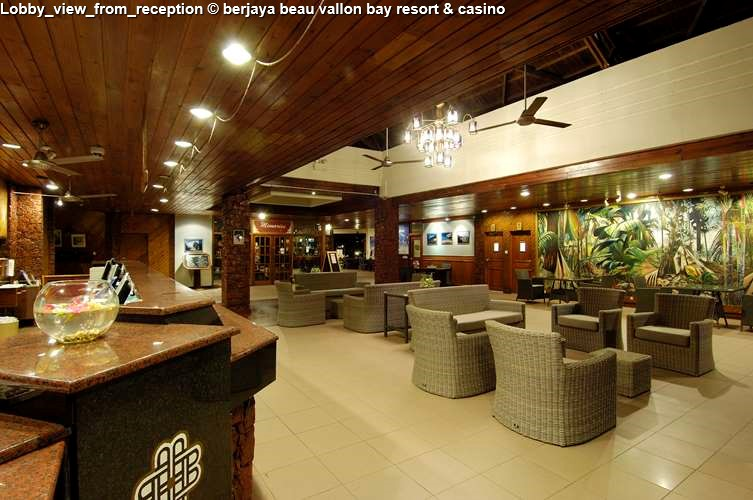Lobby_view_from_reception © berjaya beau vallon bay resort & casino