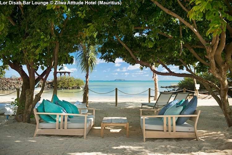Lor Disab Lounge Zilwa Atttude Hotel (Mauritius)