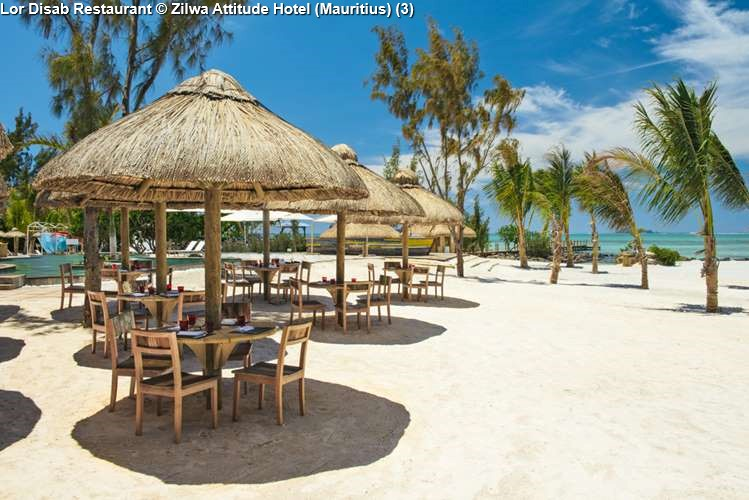 Lor Disab Restaurant Zilwa Atttude Hotel (Mauritius)