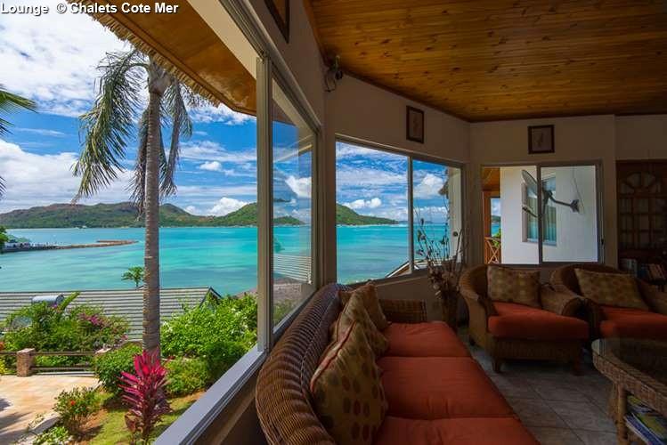 Lounge Chalets Cote Mer
