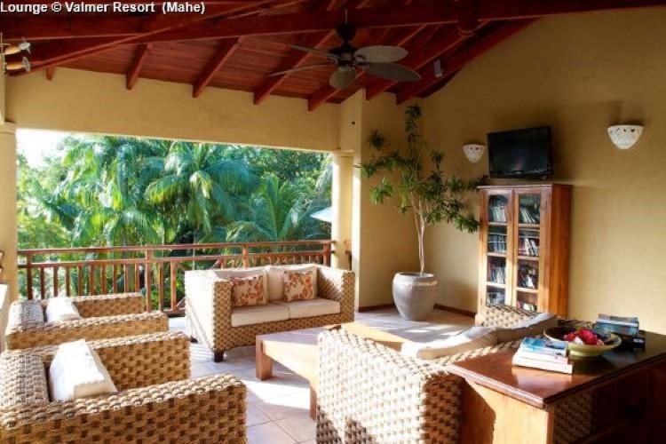 Lounge © Valmer Resort (Mahe)