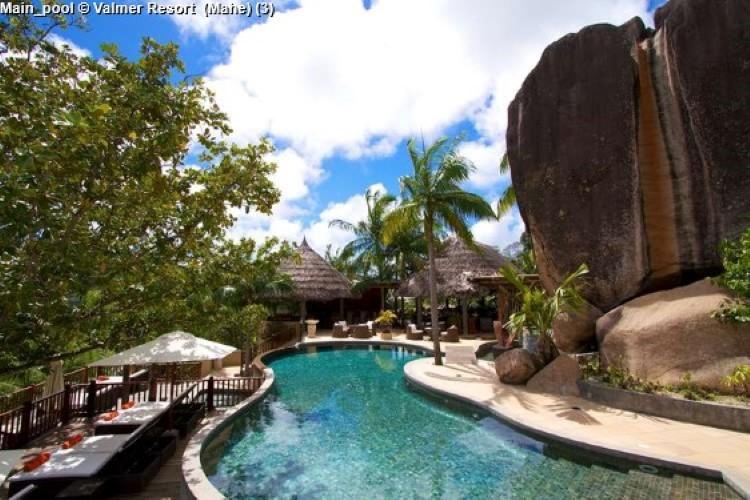 Main Pool © Valmer Resort (Mahe)