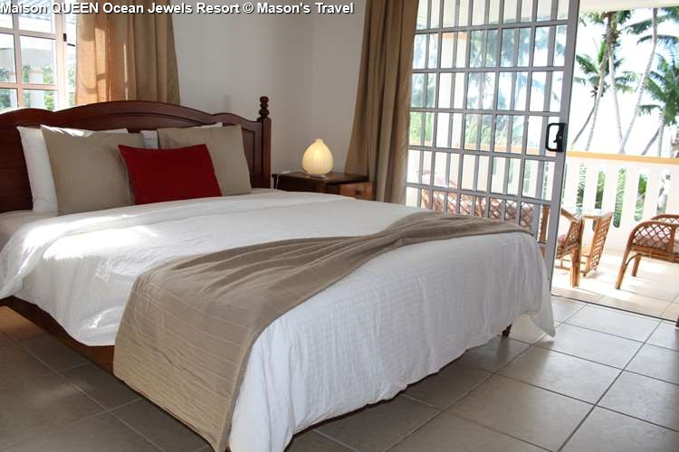 Maison QUEEN Ocean Jewels Resort (Praslin)