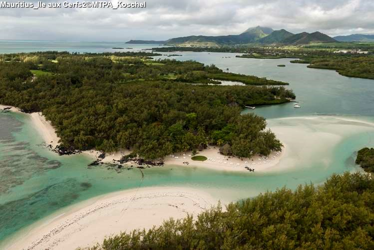 Mauritius_Ile aux Cerfs