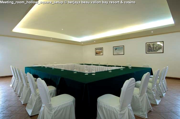 Business Meeting room berjaya beau vallon bay resort & casino