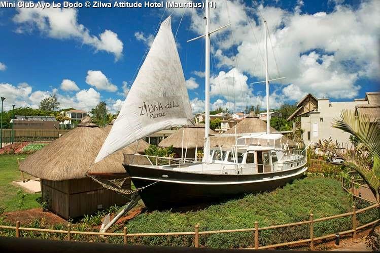Mini Club Ayo Le Dodo Zilwa Attitude Hotel (Mauritius)