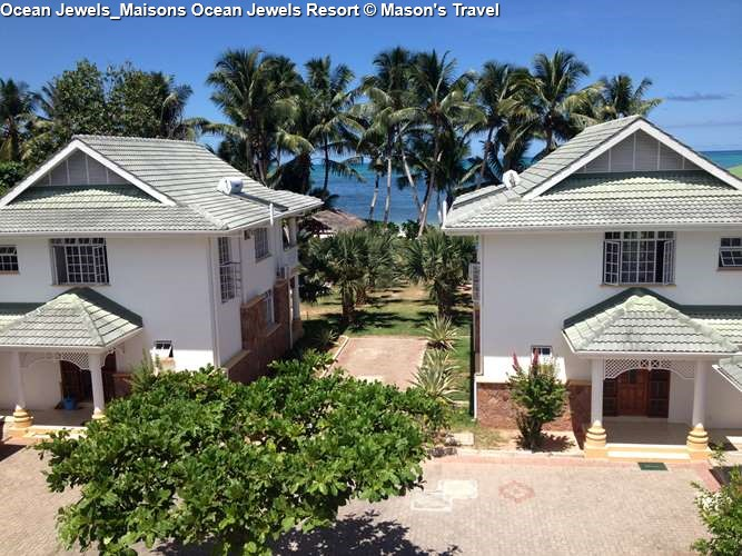 Maison of Ocean Jewels Resort (Praslin)