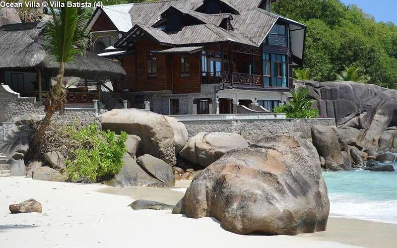 Ocean Villa Villa Batista