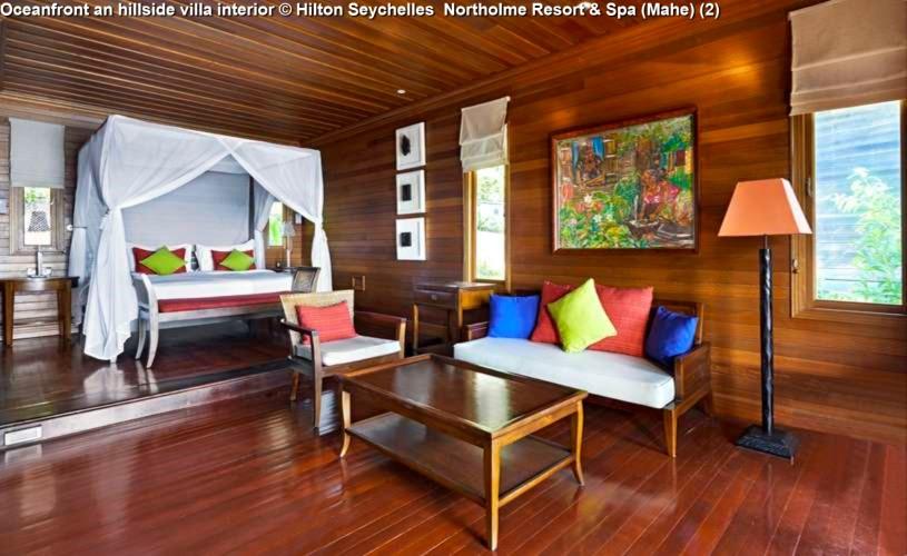 Hillside villa © Hilton Seychelles Northolme Resort & Spa (Mahe)