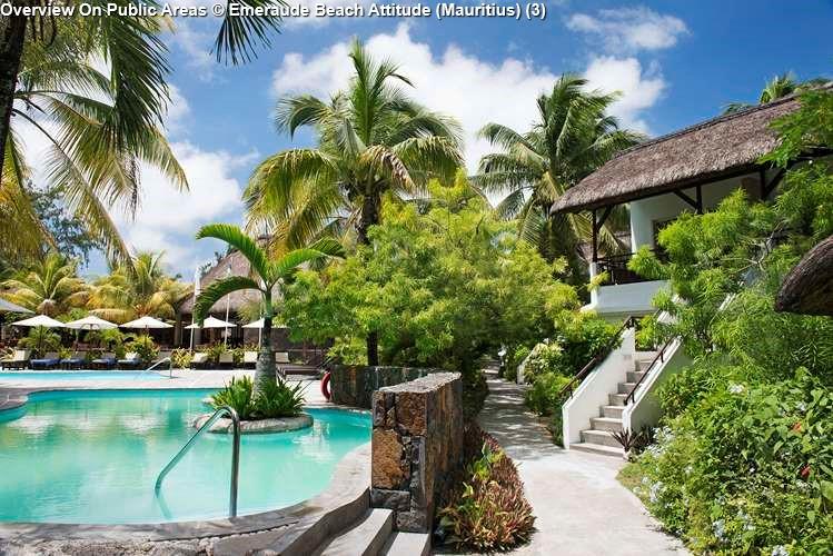 Overview On Public Areas © Emeraude Beach Attitude (Mauritius)