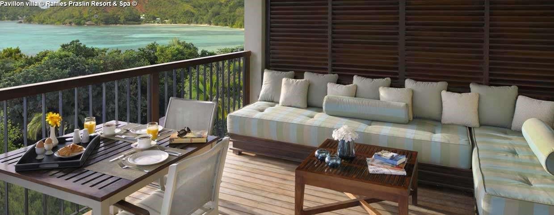 Pavillon villa © Raffles Praslin Resort & Spa ©