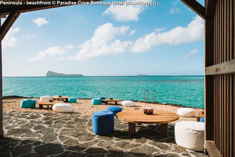 Peninsula - beachfront © Paradise Cove Boutique Hotel (Mauritius)