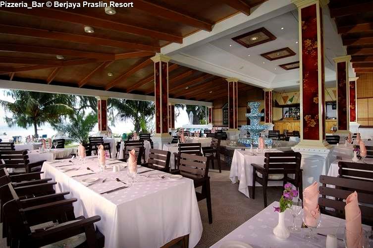 Pizzeria_Bar Berjaya Praslin Resort