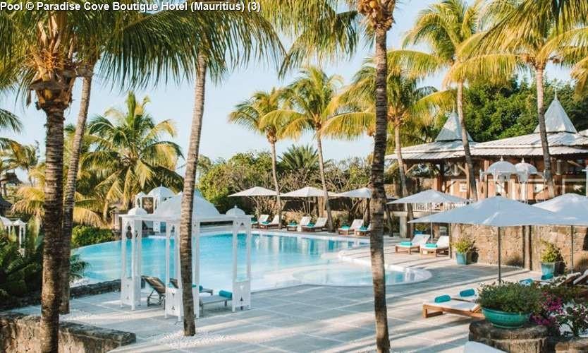 Pool © Paradise Cove Boutique Hotel (Mauritius)