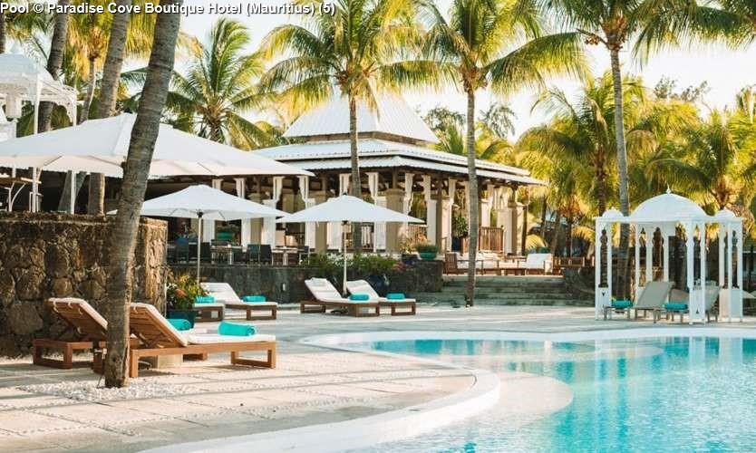 Pool Paradise Cove Boutique Hotel (Mauritius)