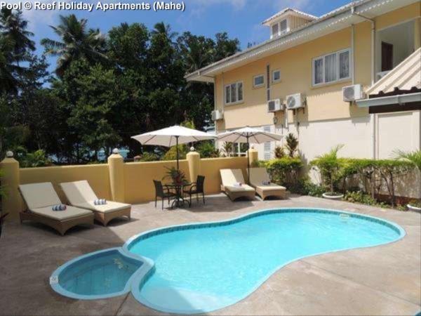 Pool © Reef Holiday Apartments (Mahe)