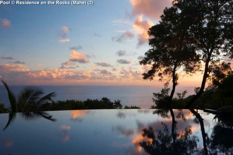 Pool © Residence on the Rocks (Mahe)