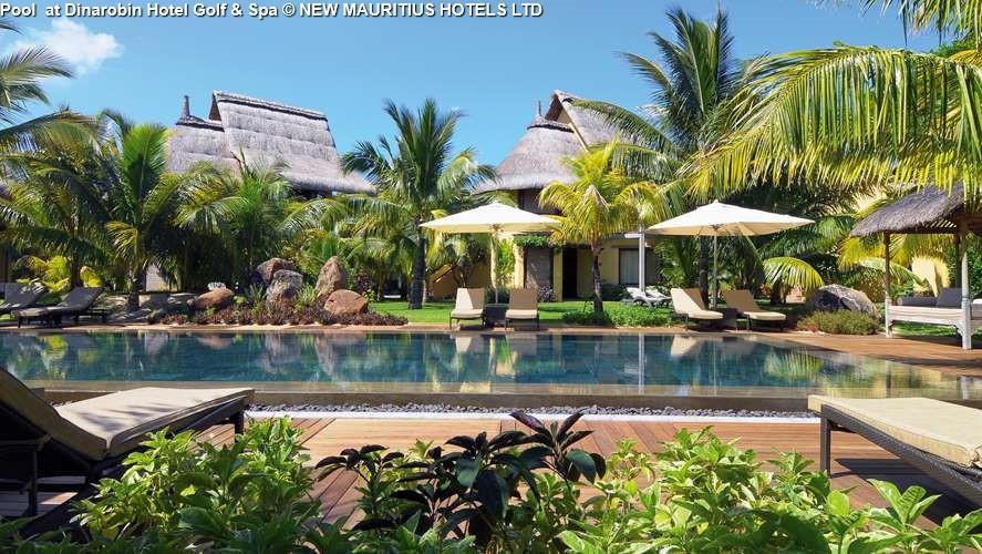 Mauritius Dinarobin Hotel Golf Spa