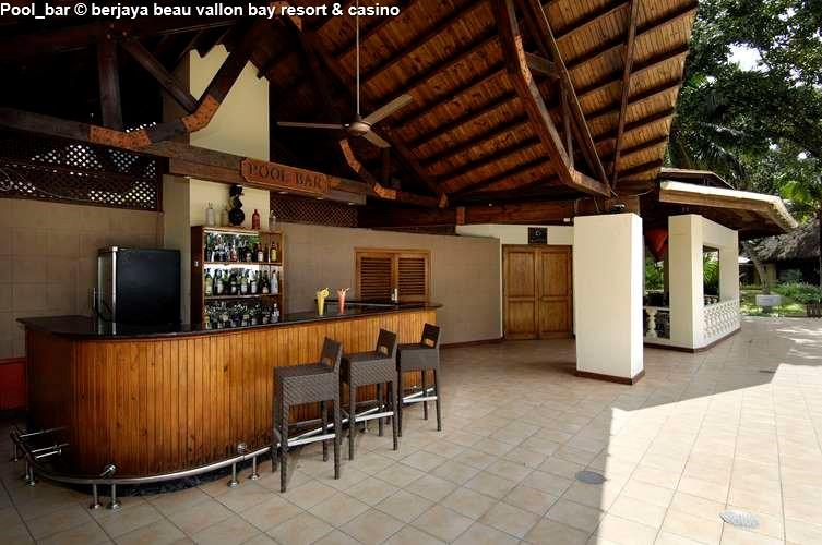 bar berjaya beau vallon bay resort & casino