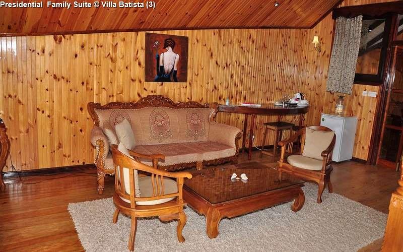 Presidential Family Suite Villa Batista