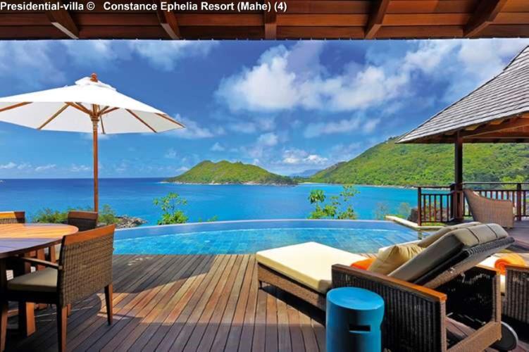 Presidential-villa © Constance Ephelia Resort (Mahe)
