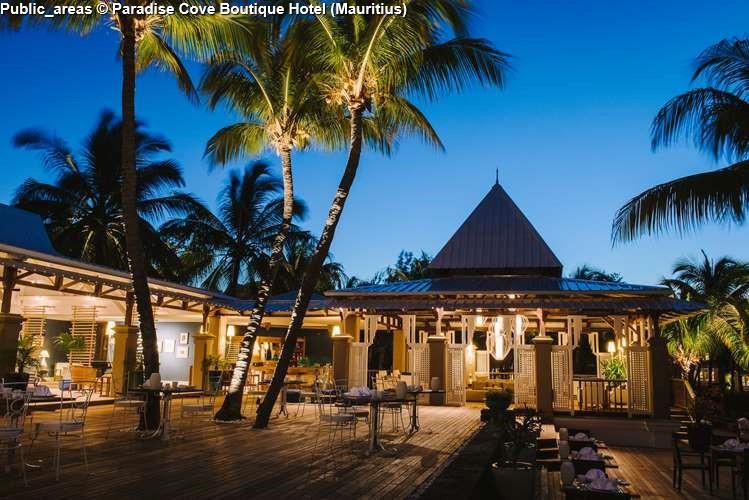 Public_areas Paradise Cove Boutique Hotel (Mauritius)