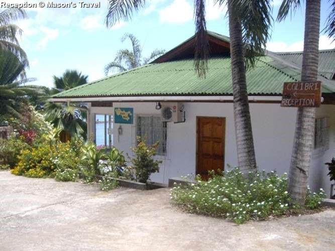 Reception Colibri Guesthouse