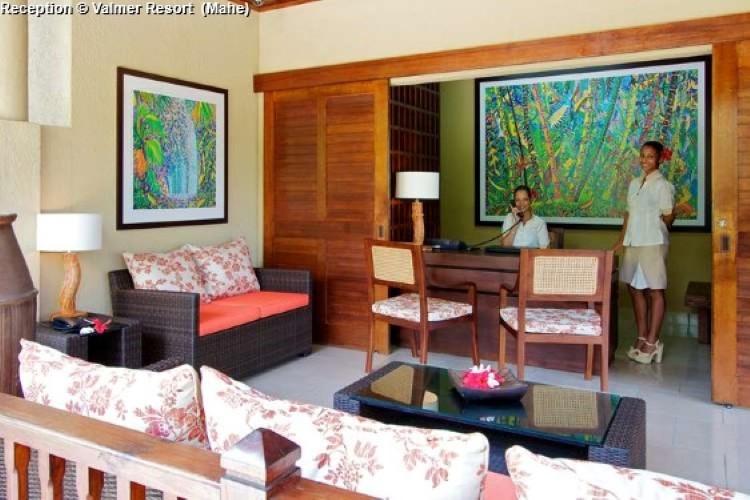 Reception © Valmer Resort (Mahe)