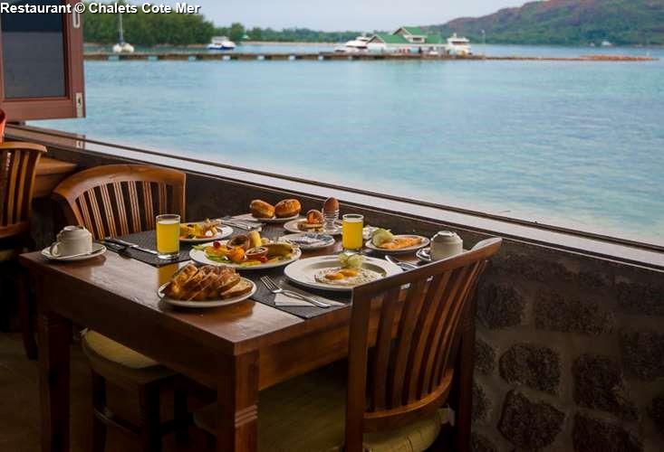 Restaurant Chalets Cote Mer (Praslin)
